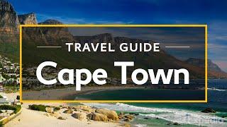 getlinkyoutube.com-Cape Town Vacation Travel Guide | Expedia (4K)