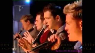 Westlife - Total Eclipse Of The Heart with Lyrics