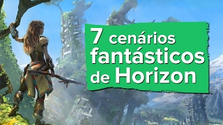 getlinkyoutube.com-7 ambientes FANTÁSTICOS de Horizon: Zero Dawn