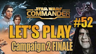 getlinkyoutube.com-Let's Play: Star Wars Commander Part #52 Featuring Emperor Palpatine -Escalation on Dandoran IX