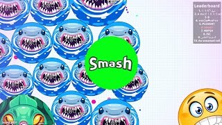 getlinkyoutube.com-Agar.io - HARDEST MOMENT OF AGARIO HISTORY | EPIC SOLO AGARIO GAMEPLAYS