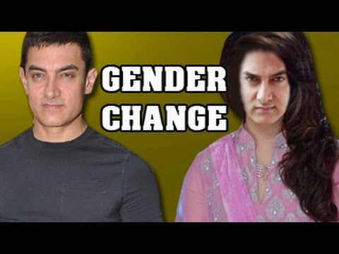 Aamir Khan's GENDER CHANGE!