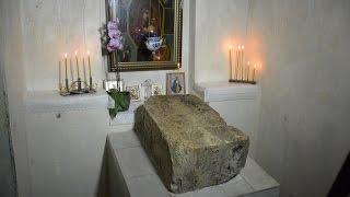 getlinkyoutube.com-Чудотворный камешек. Усть-Медведицкий Спасо-Преображенский женский монастырь.