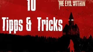 getlinkyoutube.com-The Evil Within - 10 Tipps & Tricks - Beginners Guide  German/English subtitels