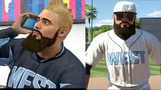 MLB THE SHOW 17 RTTS | MY FIRST HOME RUN | EPISODE 2