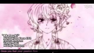"""getlinkyoutube.com-[TYER] English Akatsuki no Yona ED2 - """"Akatsuki"""" [feat. Saki]"""