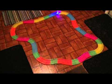 Twister Tracks RollBot