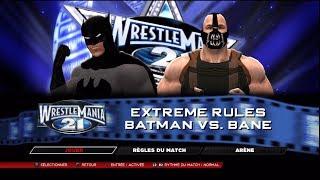 getlinkyoutube.com-WWE 2K14 - Batman Vs Bane