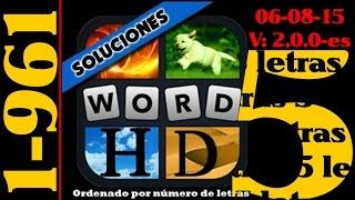 getlinkyoutube.com-4 Fotos 1 Palabra | Todas las soluciones de 5 letras (1-961)