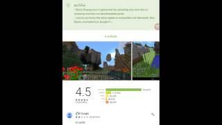 วิธีโหลด Minecraft pe ฟรี 100%