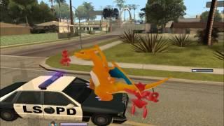 getlinkyoutube.com-Grand Theft Auto Pokemon Adventure