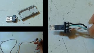 Modificar cable micro USB para que sea compatible con Samsung Galaxy S4