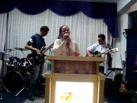 QUADRANGULAR BRASILÂNDIA III- DIA 23/05/2010 - CULTO ROSA