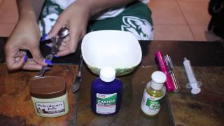 getlinkyoutube.com-DIY: Eyelash and Eyebrow Growth Treatment
