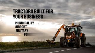 Valtra Unlimited 2016 - Tractors for individual preferences