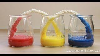 getlinkyoutube.com-Experimentos para niños: Capilaridad