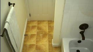 getlinkyoutube.com-3ds Max tutorial - Interior Architectural Design: Bathroom part 1