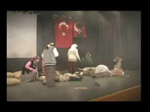 Herborn Ülkü Ocagi Canakkale de Dügün Tiyatro Oyunu 2.Bölüm