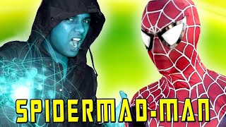 getlinkyoutube.com-SPIDERMAN Spoof | Hindi Comedy Video | Pakau TV Channel