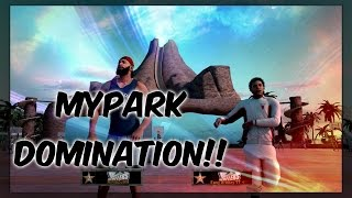 "getlinkyoutube.com-""HIT THE WHIP"" NBA 2K16 My Park Ep.1"