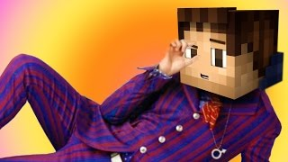getlinkyoutube.com-RUN FROM MIKE MYERS! (Minecraft Mike Myers / Hide and Seek #1)