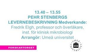 Forskartorget2016 - Pehr Stenbergs levernebeskrivning