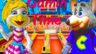 getlinkyoutube.com-Gaming Time - Chuck E. Cheese's Port Orange, FL