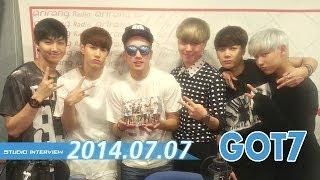 getlinkyoutube.com-[Super K-Pop]  갓세븐 (GOT7)  Interview