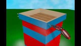 getlinkyoutube.com-KOŠNICA DB 10 - SKLAPANJE - 3D animacija