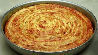 Турецкий бёрек рецепт - Бёрек с фаршем