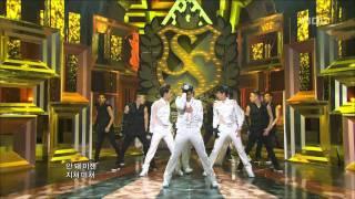 getlinkyoutube.com-SS501 - Love ya, 더블에스오공일 - 러브 야, Music Core 20100612