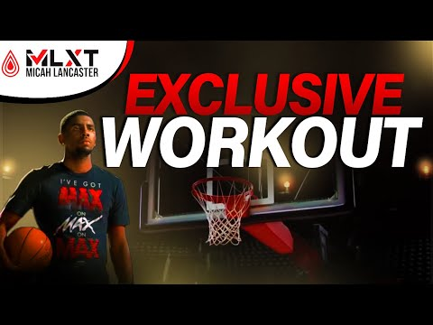 Kyrie Irving Exclusive Workout - I'm Possible Training with Micah Lancaster