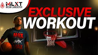 getlinkyoutube.com-Kyrie Irving Exclusive Workout - I'm Possible Training with Micah Lancaster