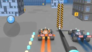 [Blocksworld HD] Epic Car Chase by Zdelo