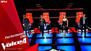 getlinkyoutube.com-The Voice Thailand - โชว์โค้ช - ต้องดีกว่าเก่า - 6 Sep 2015