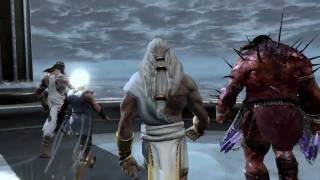 God of War 3 - Starting Block Part 1/2 - PS3
