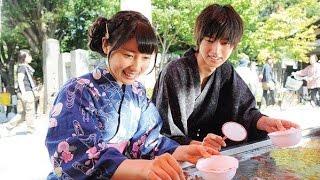 "getlinkyoutube.com-「土屋太鳳」と「山崎賢人」の密会がスクープ!Assignation of the ""Tao Tsuchiya"", ""Yamazaki sage"" is scoop!"