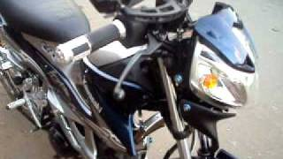 getlinkyoutube.com-For Sale Kawasaki Fury 125 blue.AVI