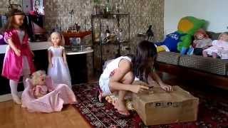 getlinkyoutube.com-Bebê Reborn Lara da Sabrina
