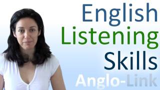 getlinkyoutube.com-Learn English Listening Skills - How to understand native English speakers