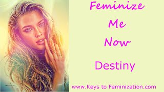 getlinkyoutube.com-Hypnotic Feminization: Feminize Me Now