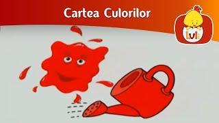 getlinkyoutube.com-Cartea Culorilor - Gri, verde, roșu, pentru copii