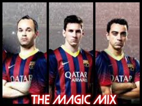 Messi - Iniesta - Xavi ▷ The Magic Trio | 2013 ᴴᴰ
