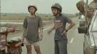 getlinkyoutube.com-Funny Thai Ads about Safe Drive Speed