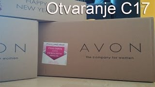 Avon Otvaranje Paketa Decembar C17