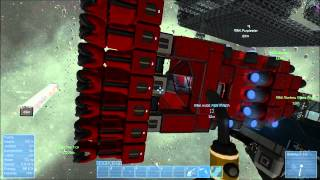 getlinkyoutube.com-Space Engineers - Ep 2 - Efficient Mining Ships