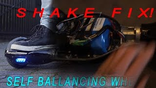 getlinkyoutube.com-How to fix! shake vibrate dismount problem with self ballance scooter, segway, hoverboard, swegway