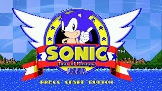 getlinkyoutube.com-Sonic the Hedgehog: Time of Changes - Walkthrough