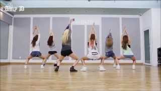 getlinkyoutube.com-HELLOVENUS  WiggleWiggle Mirrored Dance Practice