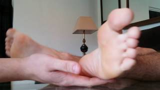 Foot Slave Domination [male man foot feet fetish]